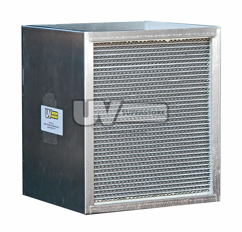 Sfa 12 Replacement Absolute Hepa Filter 12x14x12 Uv